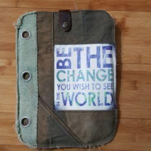 Vintage Addiction Tablet Sleeve